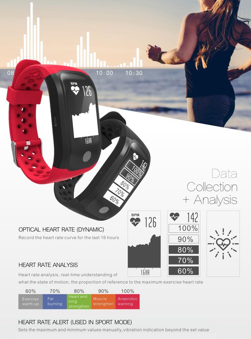 Makibes G03 GPS Smart Bracelet (11)