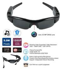 6d558189445 Digital Camera Sunglasses HD Glasses Eyewear DVR Video Recorder Mini Camera