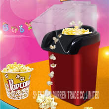 Mini MY-B001 Appliances manufacturer of Popcorn Machine Automatic Red Corn Popper Popcorn Natural For Children  1200W Popcorn