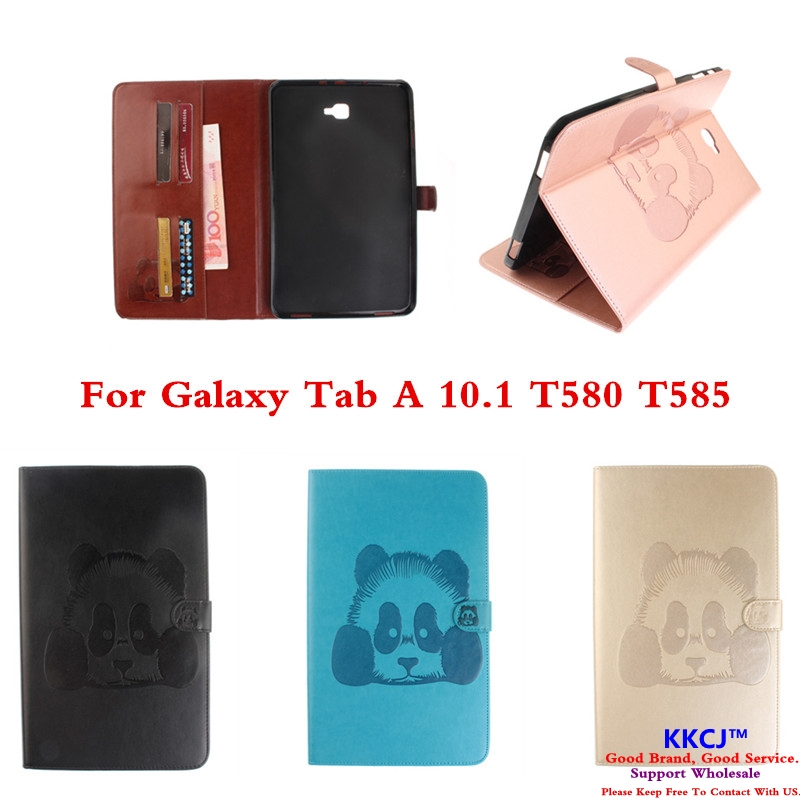 TX 2017 New Cute Case For Samsung Galaxy Tab A 10.1 SM-T585 SM-T580 Cover Flip Book Style Cases for T580N T585C Tablet<br><br>Aliexpress