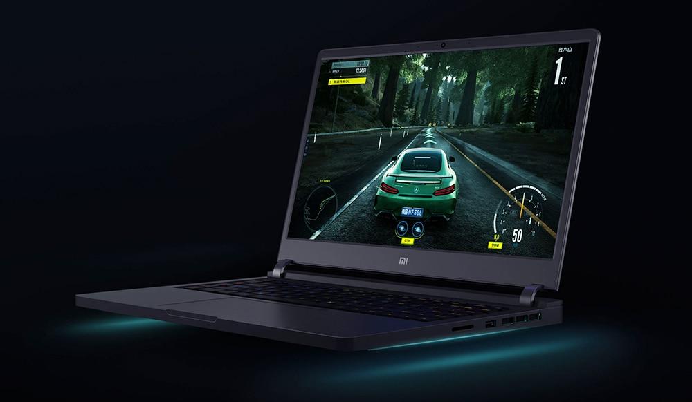 2018 New Xiaomi Mi Game Notebook 15.6 inch 128GB 256GB SSD1TB Quadcore 8GB 3.5GHz 7300HQ 7700HQ laptop GTX 1050 Ti1060 23