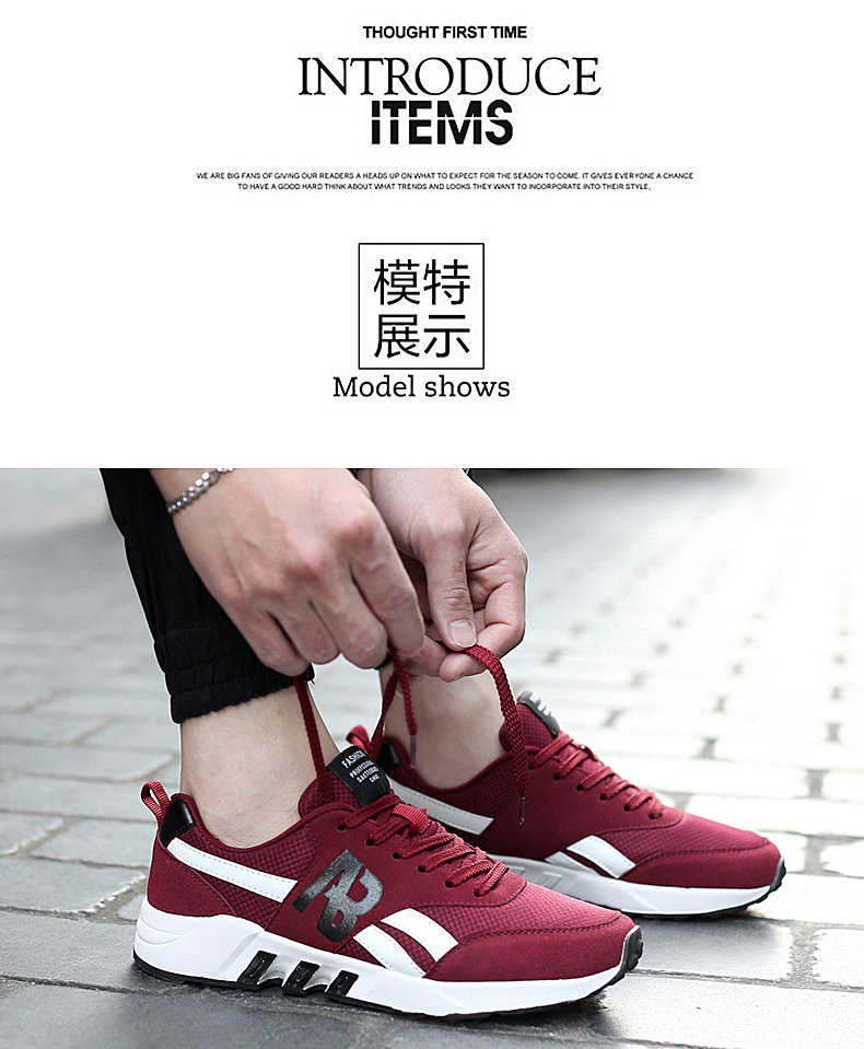 17New Brand Summer Sports Racer Men Running Shoes Breathable Men's Athletic Sneakers zapatillas Jogging outdoor Shoes hombre 12