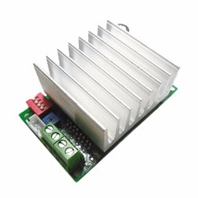 TB6600 DC12-45V Single for Axis Two Phase Hybrid Stepper Motor Driver Controller Top Sale