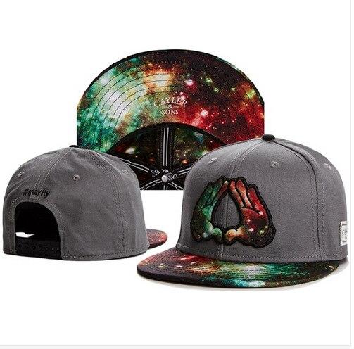 Brand CAYLER SONS Rock Cap grey galaxy black for men women sport hip hop sun running man baseball hat snapback cap Drop shipping<br><br>Aliexpress