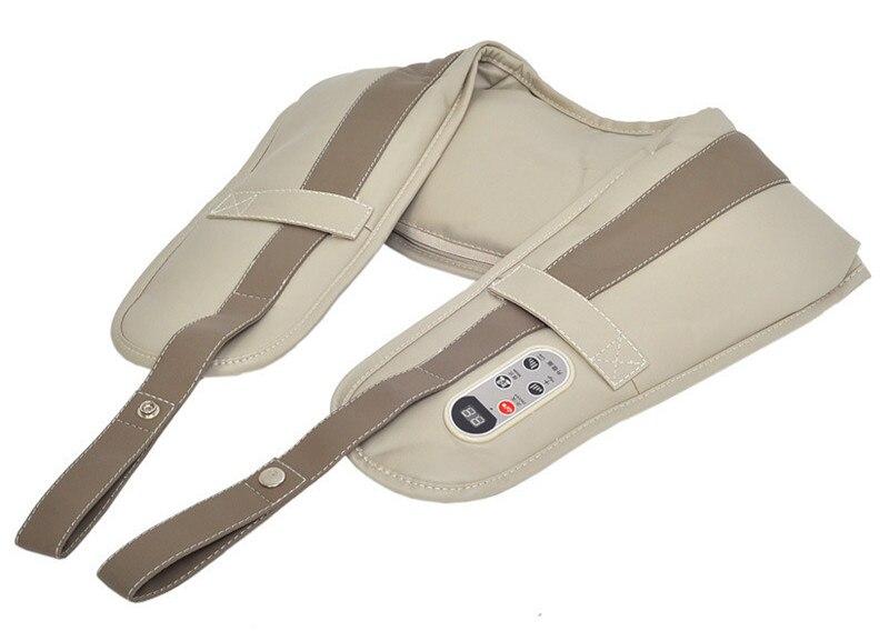 Massagers Massage shawls cervical vertebra Waist Neck shoulder Massager Multi-function Convenient Massage apparatus Freeshipping<br>