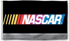 NASCAR Grommet Banner Indoor Outdoor High Quality Flag 3X5 Custom flag