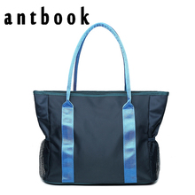 Antbook Waterproof Large Capacity Women Handbags High Quality Mom's Bag Students School Bag Women Travel Shoulder Messenger Bags(China)