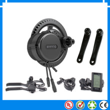 Bafang BBS02 48V 500W Ebike Motor with C965 LCD 8fun/bafang mid drive Electric Bike conversion kits