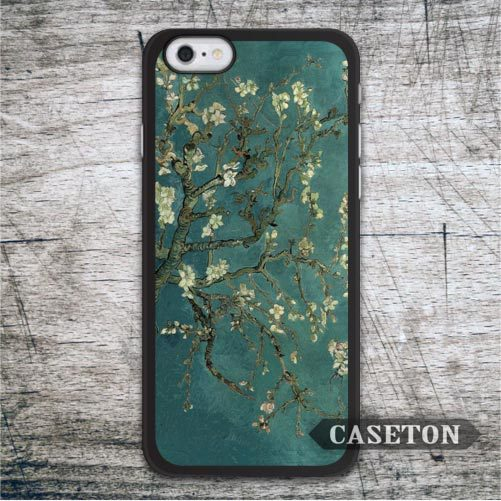 Retro Van Gogh Flower Painting font b Case b font For iPod 5 and For font