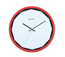 Perfect aspect metal clock, creative personality mute clock, contemporary and contracted quartz clock.