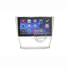 "Free shipping 10.2"" Quad core car Radio for Toyota Camry 2006 2007 2008 2009 2010 2011 android 6.0 Car DVD GPS with Wifi,BT"
