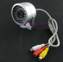 100% New and One Year Warranty. 30LED Color CCTV CMOS Surveillance Video/Audio Camera