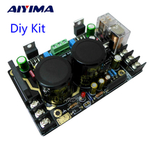 Aiyima Classic LM1875 20W+20W Audio Power Amplifier Board With Speaker Protection Warm Sound Bile Fever Circuit DIY KITS