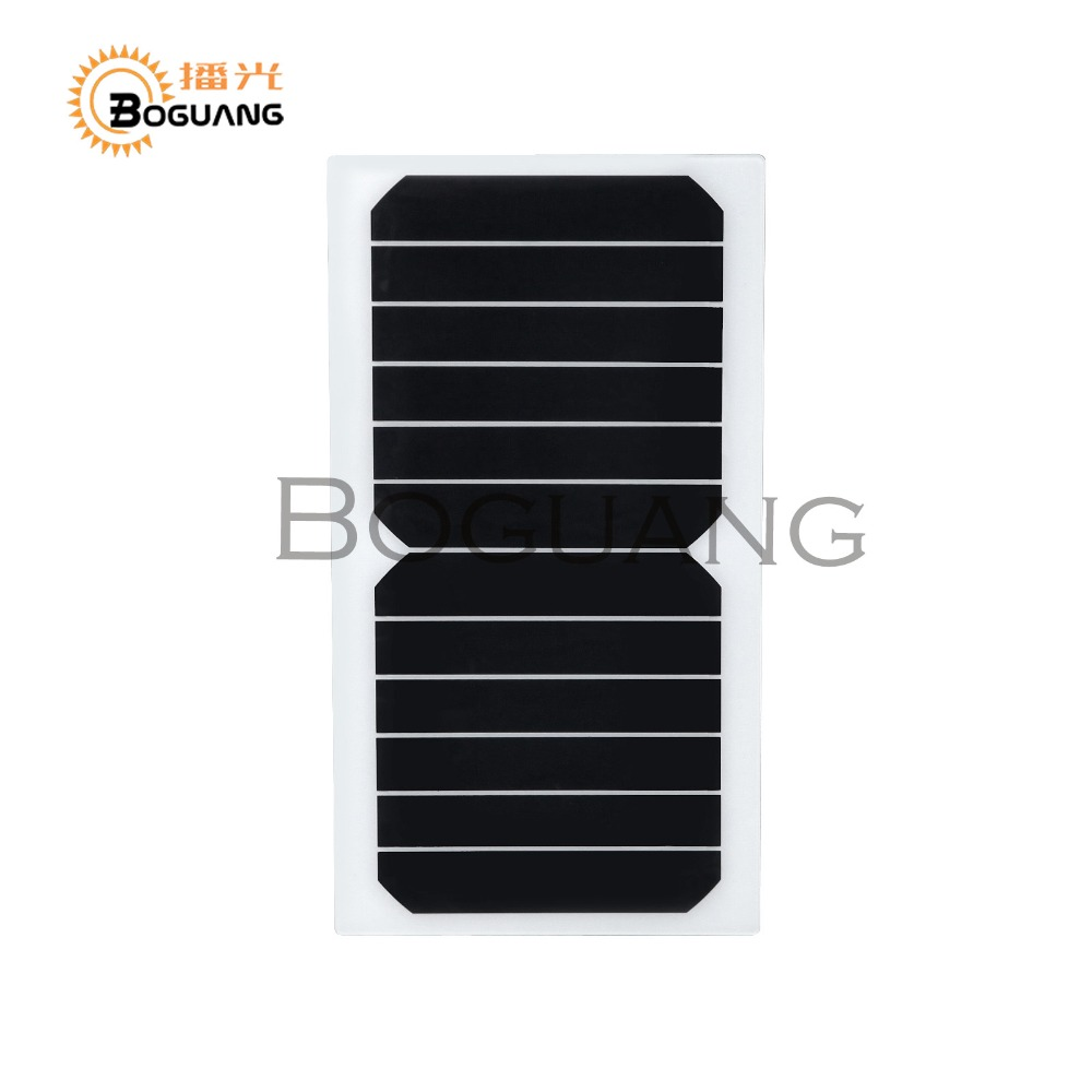Solarparts 1pcsx 6V/6W 1000mA flexible high efficiency mono cell transparency pet solar panel solar module DIY kits toys charger(China (Mainland))