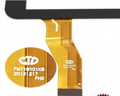 Original New 7.0 inch touch screen Ainol NUMY 3G AX3 Quad Core tablet screen digitizer 1024*600 resolution<br><br>Aliexpress