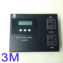 External Limiter for sun solar grid tie inverter 3m cable