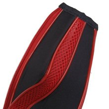 LGFM-10 Golf Clubs Iron Set Head Cover Red / Black - A set of iron caps, including 3, 4, 5, 6, 7, 8, 9, PW, SW A ect.