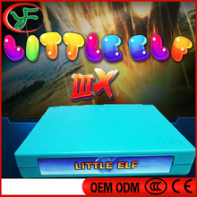 LITTLE ELF 540 in 1 game PCB board jamma box arcade multi games cartridge card VGA & CGA output for LCD & CRT arcade cabinet