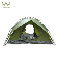 Shengyuan 3 - 4 Person Automatic Opening Outdoor Tent Foldable waterproof Sunscreen Tent for camping fishing beach hiking tent(China)