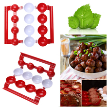 Meatball Fish Ball Making Tool Burger Making Mold Beef Pork Shrimp Balls Homemade DIY Kitchen Tool Eco-Friendly Cooking Gadgets