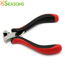 "8SEASONS 1PC End Nipper Cutting Pliers Jewelry Wire Thread Cutter Beading Tool 10.5cm(4-1/8"") (B18333)(China)"