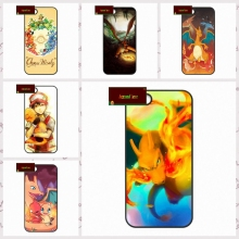 Super Flexible Charmander Pokemons Case for iphone 4 4s 5 5s 5c 6 6s plus samsung galaxy S3 S4 mini S5 S6 Note 2 3 4 F0404(China)