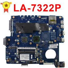 For Asus laptop motherboard PBL60 LA-7322P fit for K53U X53U X53B K53B X53BY X53BR K53BY DDR3 with AMD CPU mainboard 100% tested