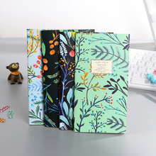 2 pcs Korean Style Beautiful Flowers Floral Colorful Cover Mini Portable Notebook Notepad Creative Thin Diary Book Student Gift(China)