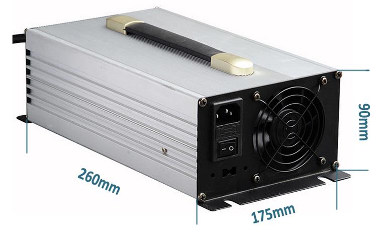 36v li-ion battery charger