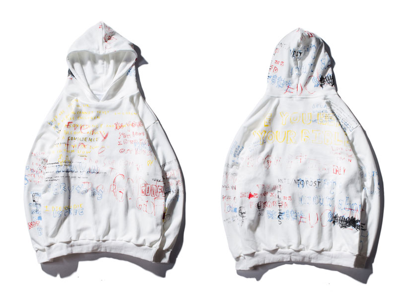 Graffiti Hoodies 6