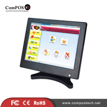 China cheap price 15 inch touch monitor computer terminal all in one pos restaurant pos system for ordering system(China)