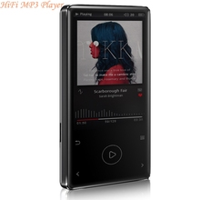 The Latest Version X11 8GB Professional Lossless Sound mp3 hifi music player with 2.4 Inch Big TFT screen support APE/FLAC/ALAC(China)