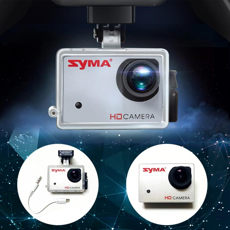For SYMA X8G/X8HG RC Quadcopter 8MP Camera + Camera Box Spare Parts Accessories Drone Camera