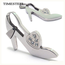 TSN079289 Fashion 316L Stainless Steel Shoe Necklace For Women(China)