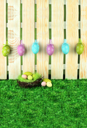 5X7ft Customize vinyl photography backdrop newborn easter wood computer print background for photo studio F-051<br><br>Aliexpress