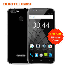 "Original Oukitel U22 Smartphone Android 7.0 5.5""Four Camera 8.0MP+5MP 16GB ROM 2700mAh Quad Core MTK6580 Fingerprint Cellphone(China)"