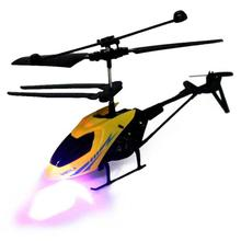 2017 toys for children dolls glow RC Mini helicopter Radio Remote Control Micro cool Glowing rc drones Gift Dropshipping shine