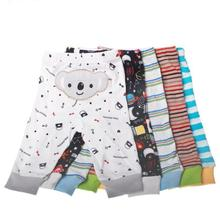 PP pants baby trousers kid wear 5 pieces a lot busha pants 2017 hot model for Autumn/Spring drop shipping baby cotton pant(China)