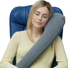 Hot Sell Inflatable Neck Pillow for Side Sleeping Auto Pillow Car Airplane Travel Accessories Comfortable Pillows for Sleep