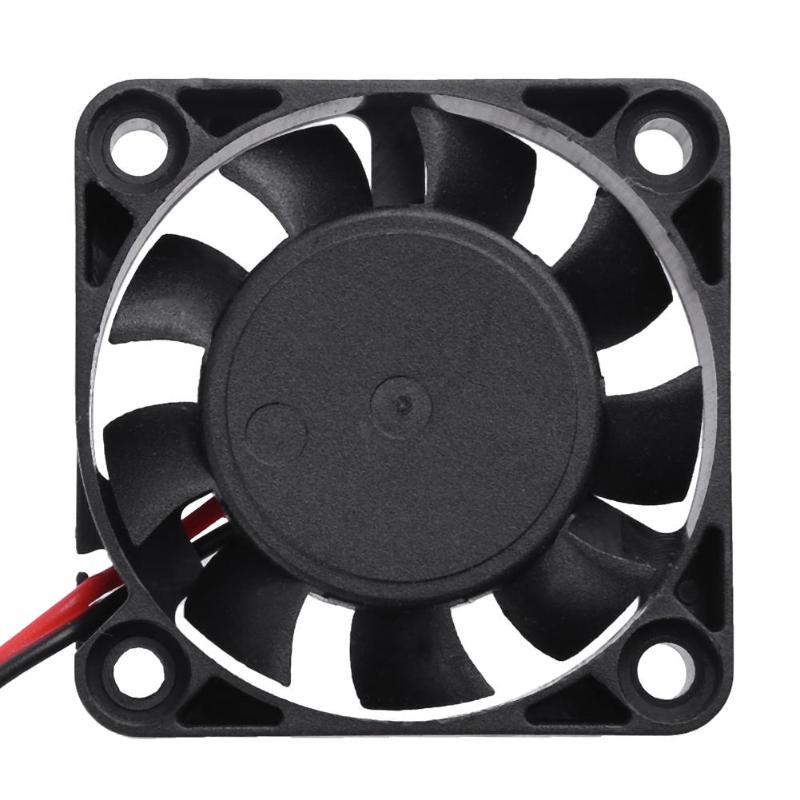 VODOOL Mini 40x40x10mm 9 Blades PC Computer Cooling Fan Waterproof 5V 0.12A Low Noise Brushless DC Cooler Cooling Fan Heatsink