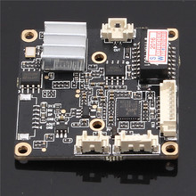 960P 1.3 Megapixel HD IP Camera Module Monitoring Probes Memory Module Network Chip Automatic Exposure Control