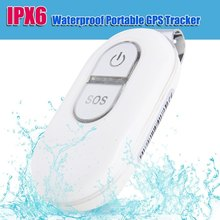 IPX6 Mini GPS Tracker 12V Waterproof LK106  Real-time EU/US Plug SOS Alarm For Pet  Animal Kids GSM GPRS Tracking USB