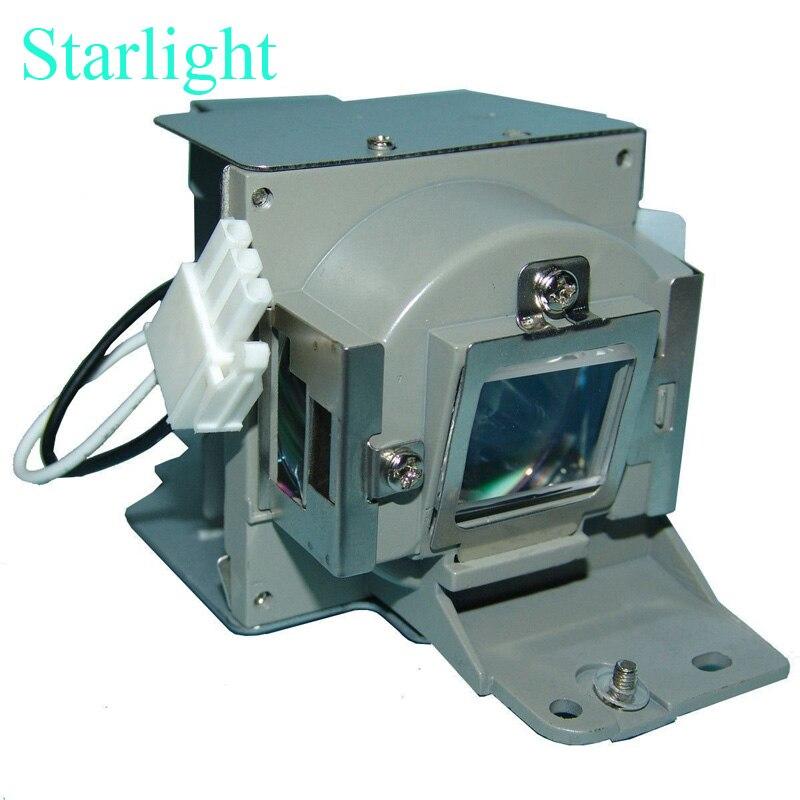 Compatible 5J.J5205.001 for BenQ MS500 MX501 MS500-V MX501-V TX501 MS500P MS500+ projector Lamp bulb <br>