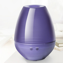 US Plug Household Air Purifying Humidifier Four In One Ultrasonic Atomizing Perfume Machine Silent Fragrance Lamp Home