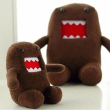 Hot Sale 1pcs 18CM Japan Domokun Funny Domo-kun Doll Children Novelty Creative Gift the Kawaii Domo Kun Plush Toys For Kids