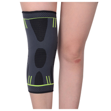 DSGS 1 men and women sports knee-lift sporting goods outdoor riding protective gear warm breathable nylon knee