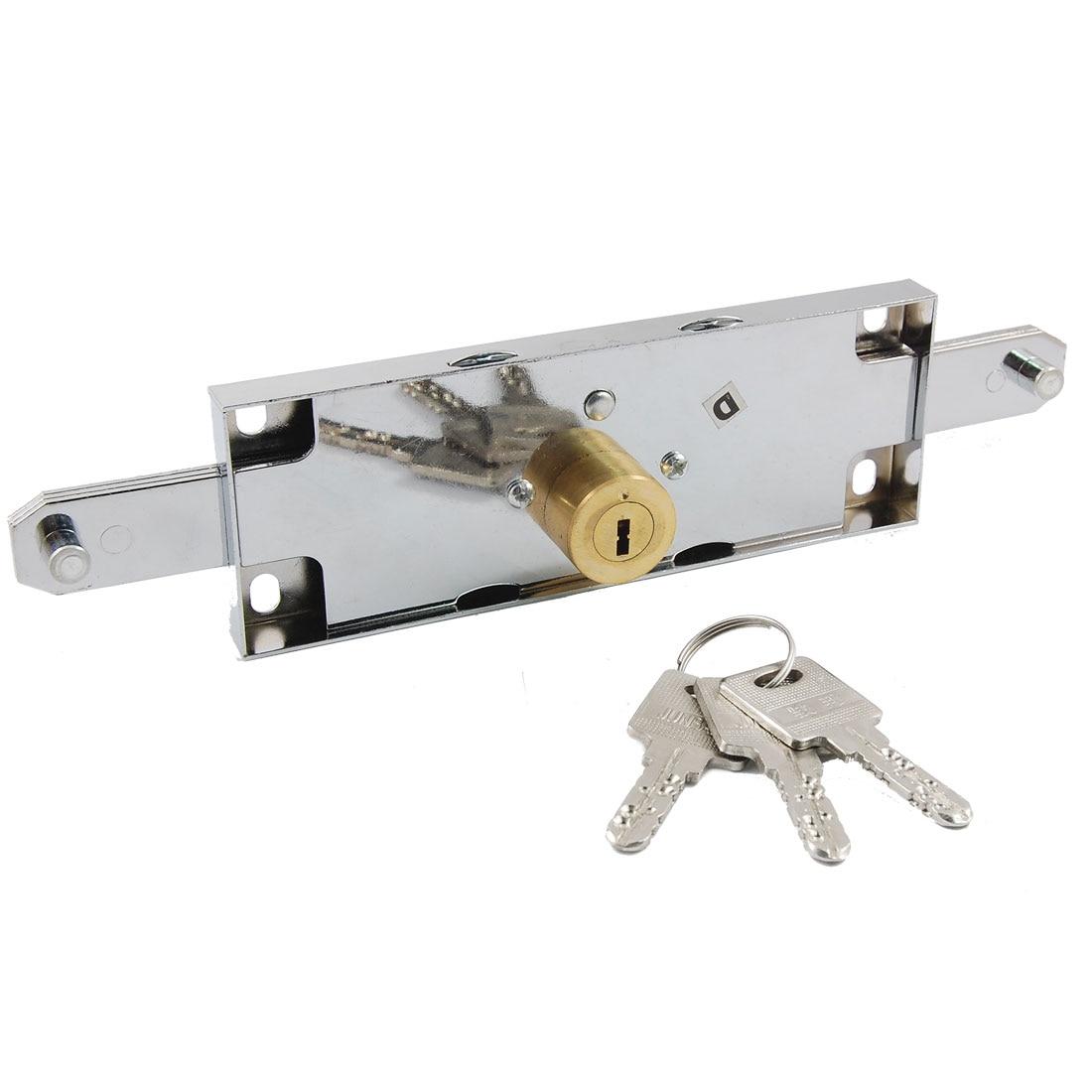 UXCELL Warehouse Garage Vertical Keyway Metal Rolling Gate Door Lock Replacement<br><br>Aliexpress