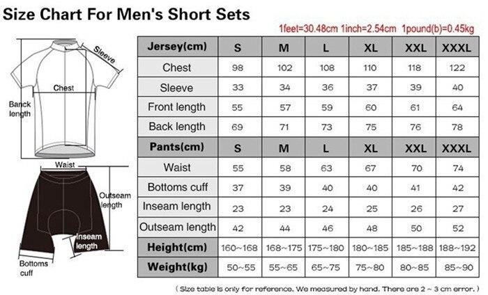 Short Bib Sets