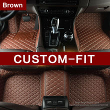 Customized full cover car floor mats specially for Audi A3 S3 waterproof anti skid high quality case car-styling liners (2003-)