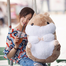 Stuffed Hamster Plush Toy Soft Toys For Girls Brinquedos Pluche Stuffe Speelgoed Kawaii Cute Hamster Stuffed Animal 70C0523